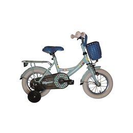 """Studio 100 Kinderfiets 2-4 jaar Bumba 12"""" Lichtblauw"""