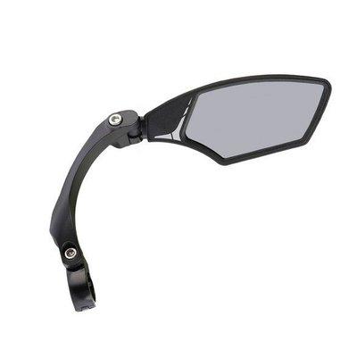 Mirage Fietsspiegel rechts - draaibaar met licht-dimmend glas