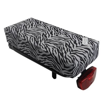 Hooodie Big Cushie Zebra