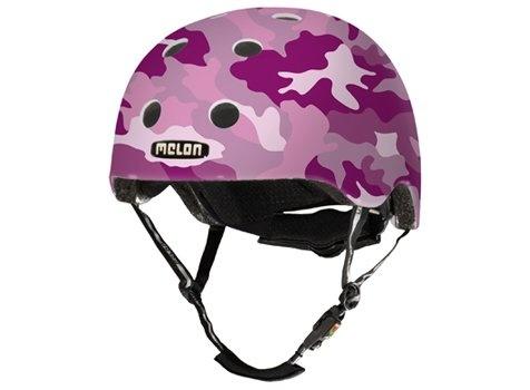 Kinderhelm Camouflage Pink XXS-S