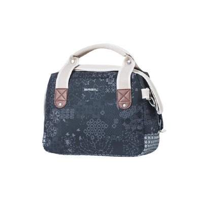 Basil Stuurtas Bohème City bag Charcoal