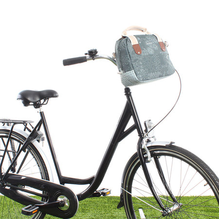 Basil Stuurtas Bohème City bag Forest Green 8L