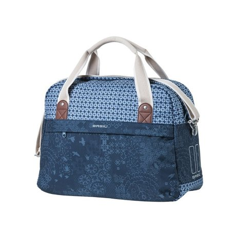 Basil Bohème Carry All Indigo Blue