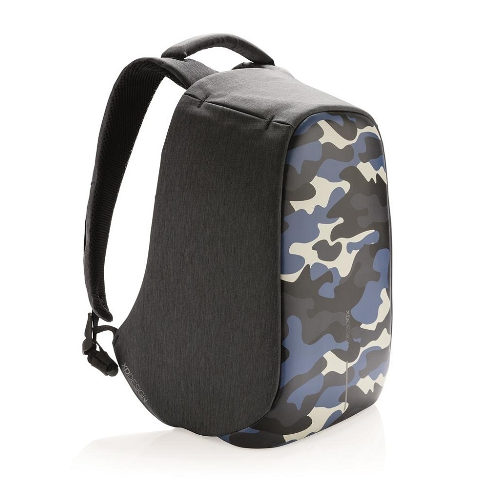 Rugzak Bobby Compact 11L Camouflage Blauw