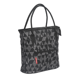 New Looxs Enkele Fietstas / Shopper Cameo 18L Triangle Black
