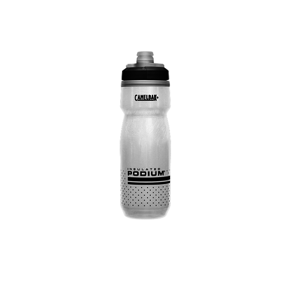CamelBak Bidon Podium Chill 600ml Zwart/Wit