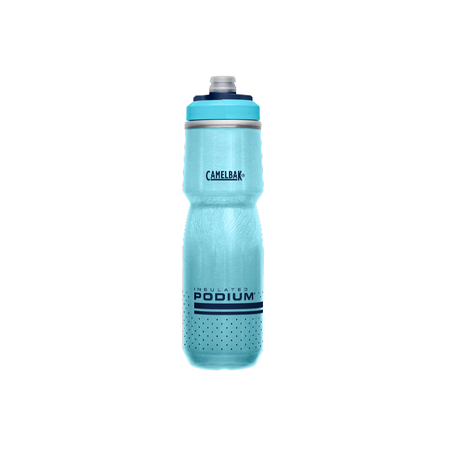 CamelBak Bidon Podium Chill 700ml Lake Blue - geisoleerd
