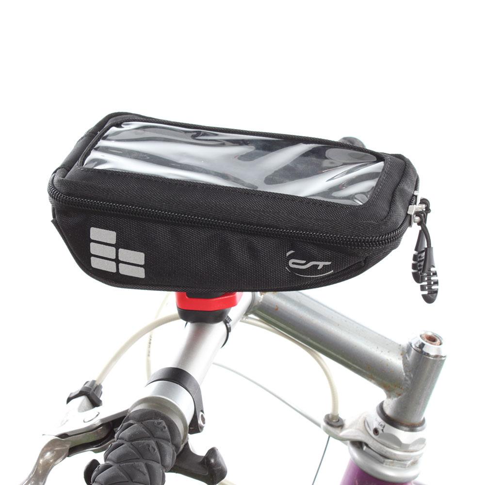 Smartphone fietstasje 0,6L met KLICKfix