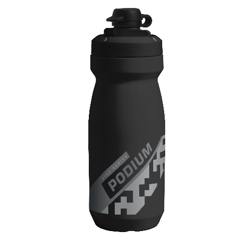 Bidon Podium Dirt Series 600ml Black