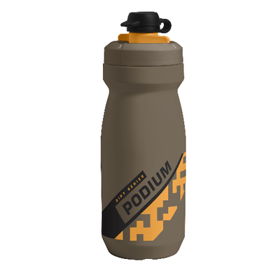 CamelBak Bidon Podium Dirt Series 600ml Shadow Grey