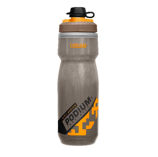 Bidon Podium Dirt Series Chill 600ml Shadow Grey