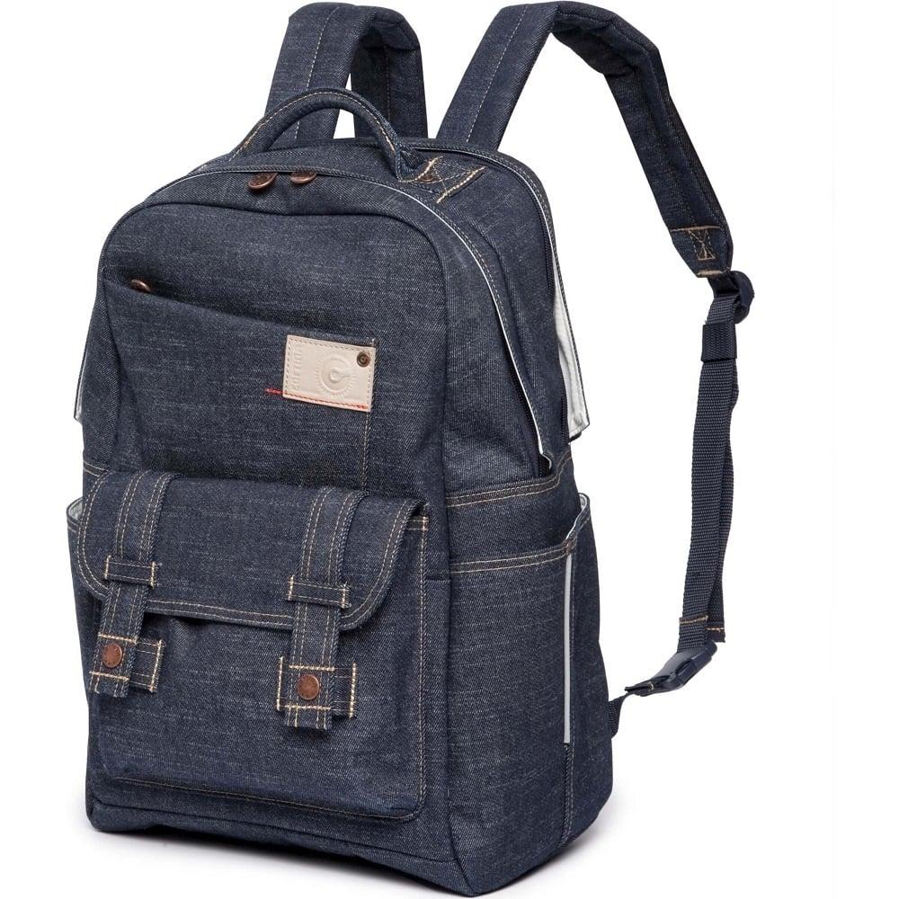 Rugtas Kansas Backpack Denim 20L Blauw
