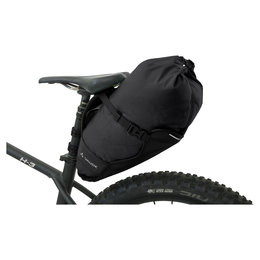 Vaude Zadeltas Trailsaddle 12L Black Uni