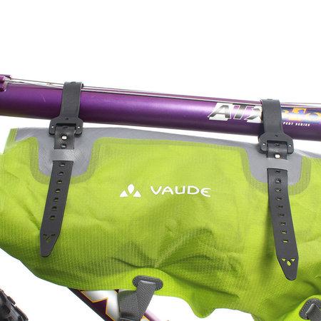 Vaude Frametas Trailframe 8L Zwart/Groen