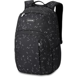 Dakine Rugtas Campus M 25L Slash Dot Zwart