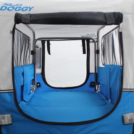 XLC Hondenfietskar Doggy Zilver/Blauw