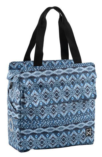 Indigo Shopper 17L Blauw