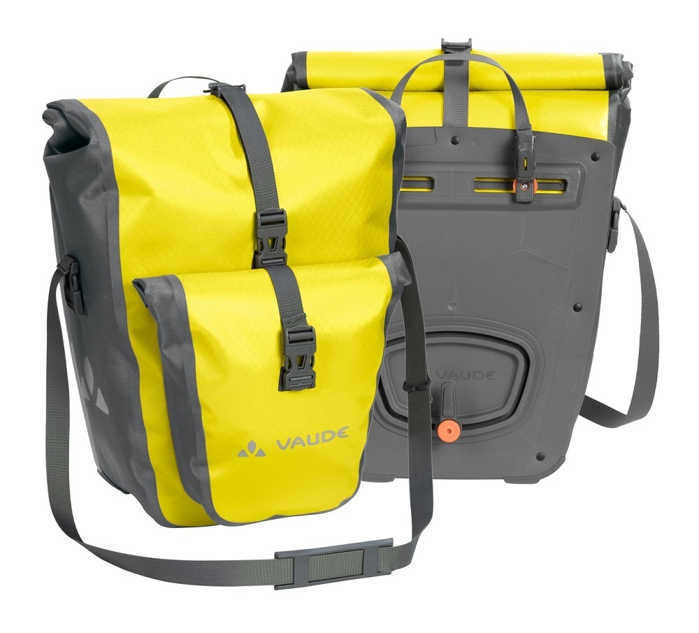 Tassenset Aqua Back Plus 51L Canary