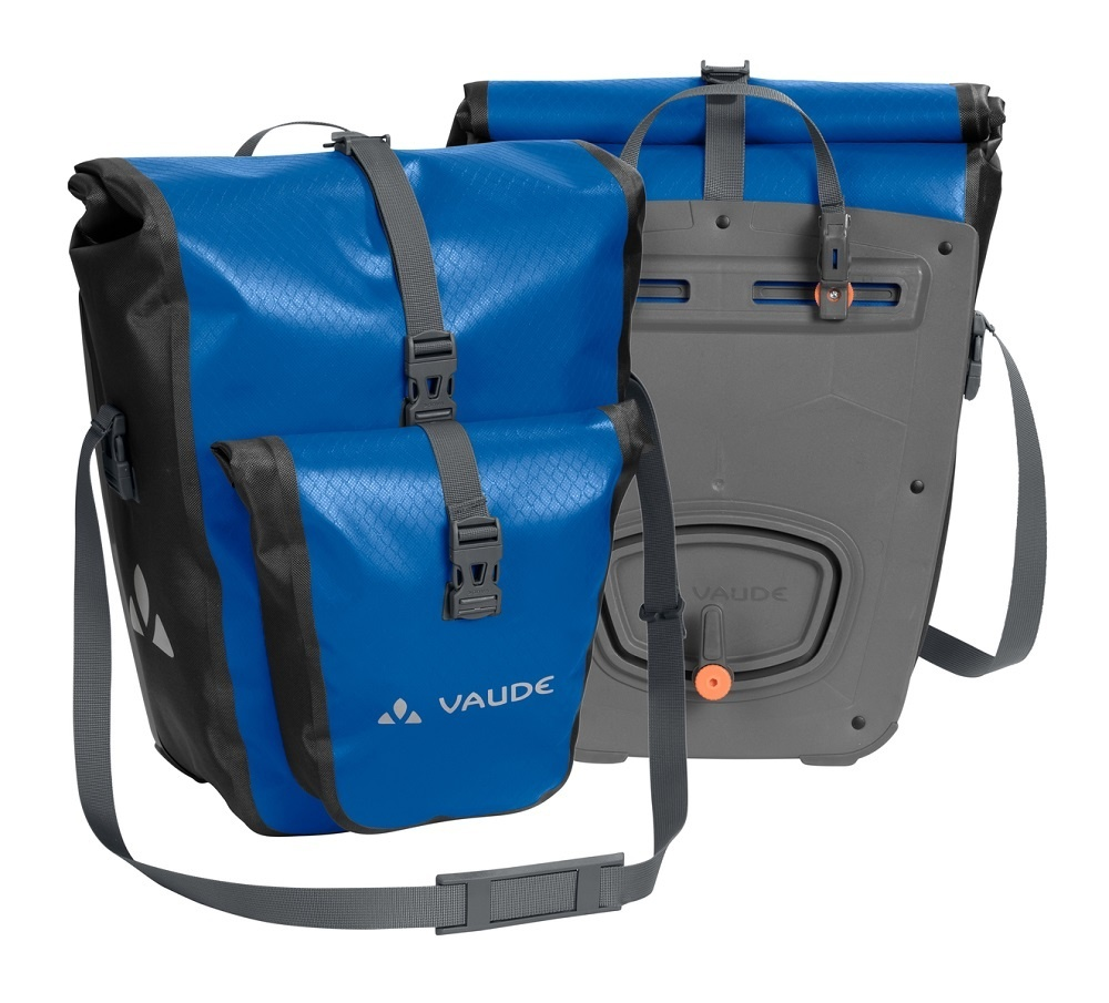 Tassenset Aqua Back Plus 51L Blue