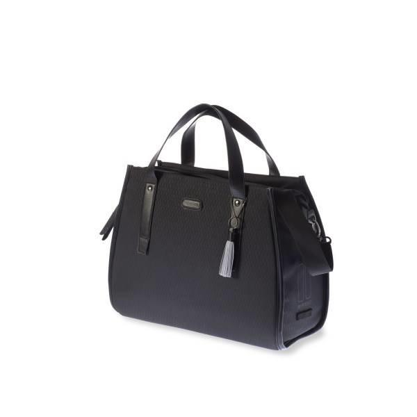 Enkele Fietstas Noir Business Bag 17L Zwart