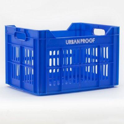 Urban Proof Fietskrat 30L Blue