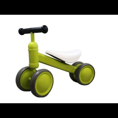 """Loopfiets Mini 6"""" Groen"""