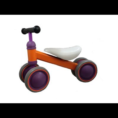 """Loopfiets Mini 6"""" Oranje"""
