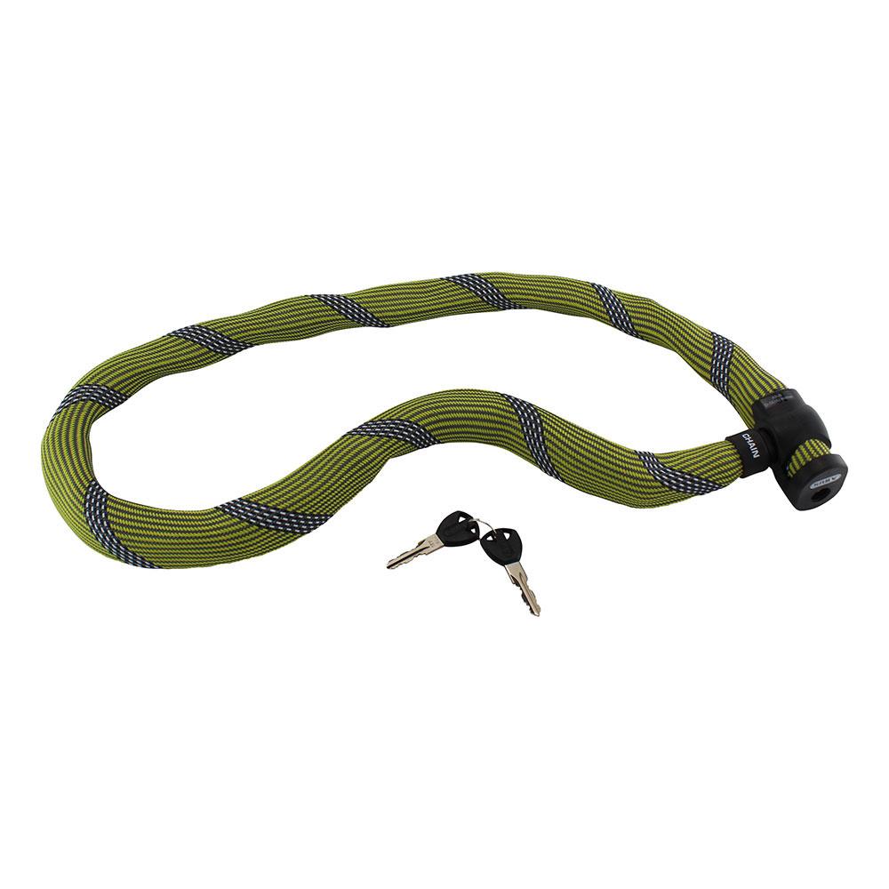 Kettingslot Ivera Chain 7210 Color 110 cm Geel