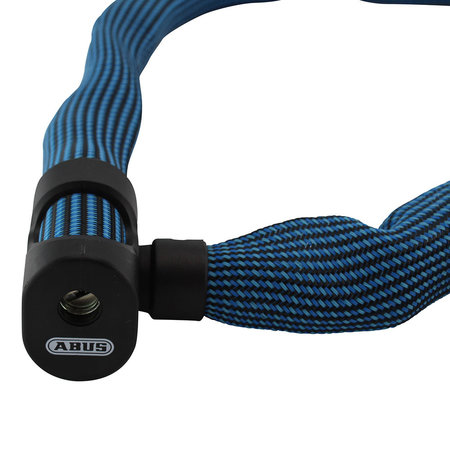 ABUS Kettingslot Ivera Chain 7210 Color 85cm Blauw