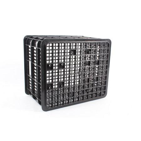Basil Fietskrat Crate 33L Bluestone MIK/Racktime