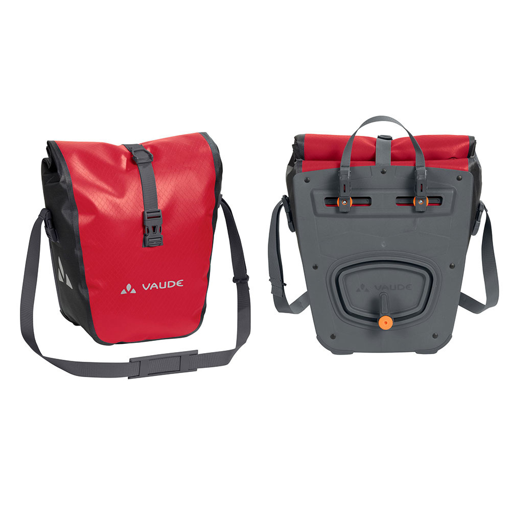 Tassenset Aqua Front 28L Red