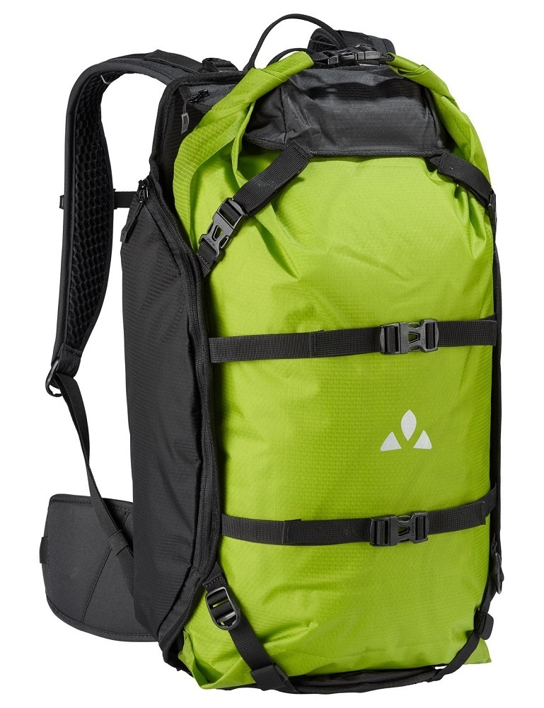 Rugzak Trailpack 27L Zwart/Groen