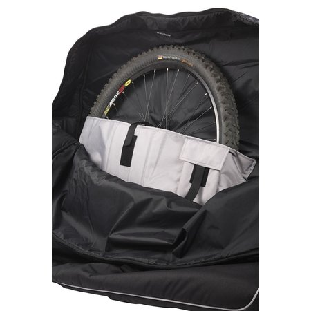 Vaude Fiets Transsporttas Big Bike Bag Zwart/ Antraciet