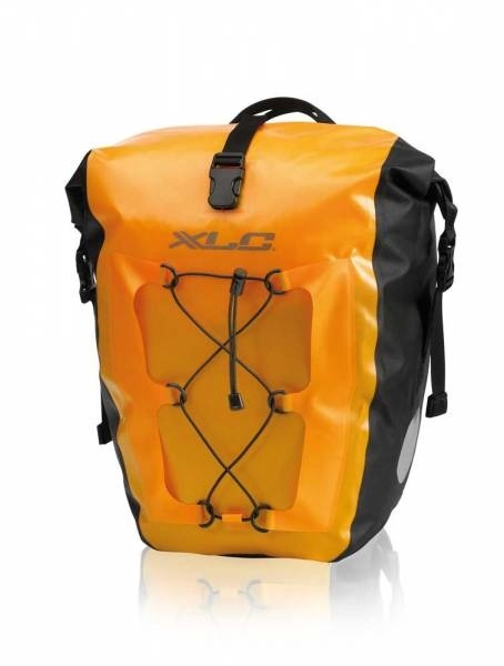 Tassenset Enkel 20L Geel