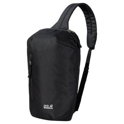 Jack Wolfskin Schoudertas Maroubra Sling Bag 8L Zwart