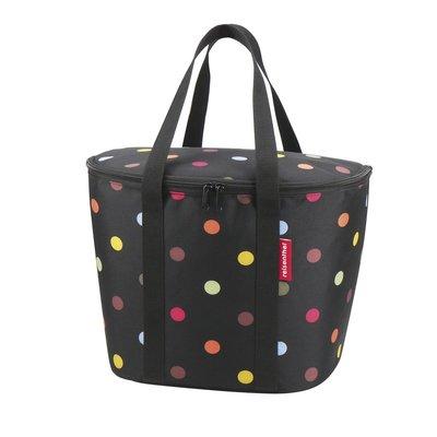 KLICKfix Reisenthel Basket Bag Koeltas Dots