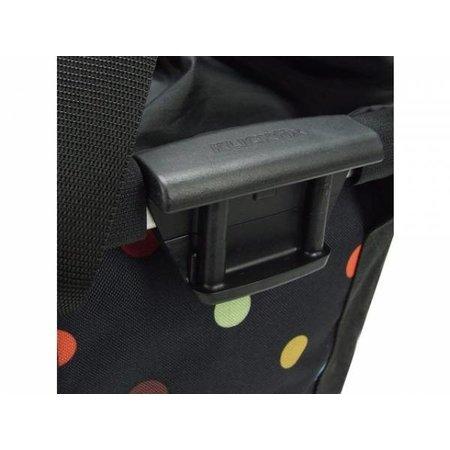 KLICKfix Reisenthel Bikebasket Dots - 15L