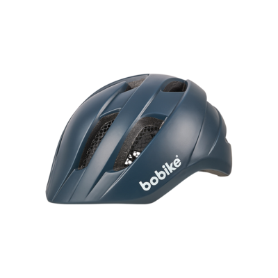 Bobike Kinderhelm Exclusive Plus maat S Denim Deluxe