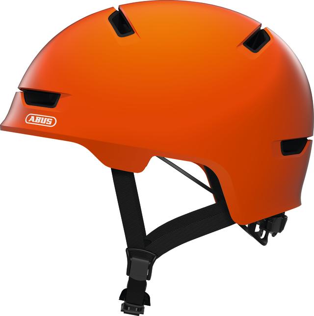 Fietshelm Scraper 3.0 Signal Orange M