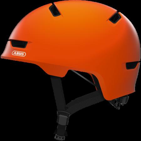 ABUS Fietshelm Scraper 3.0 Signal Orange L