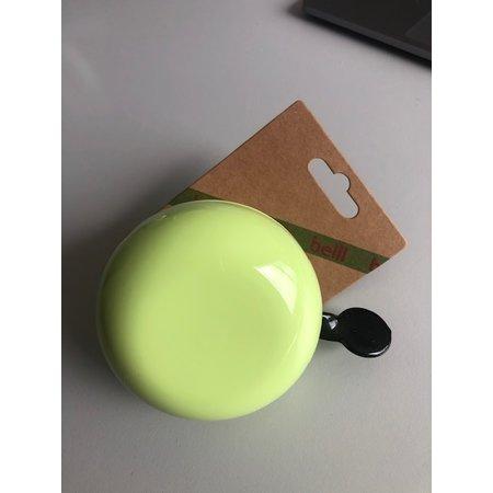 Belll Ding Dong Bel - Geel/ groen - Opruiming