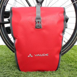 Vaude Enkele fietstas Aqua Back Single 20L Red