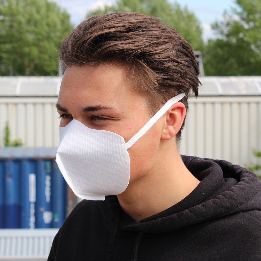 Herbruikbare niet-medische mondkapjes