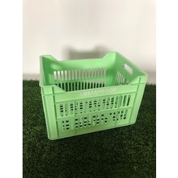Urban Proof Fietskrat 30L Pastel Green - Kleine beschadiging