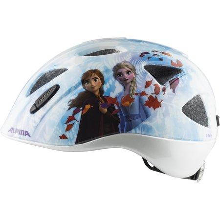 Alpina Kinderfietshelm Ximo Disney Frozen II - 49-54 cm