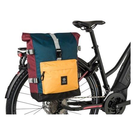 AGU Enkele fietstas Urban Trend H2O 14L Color Block - waterdicht