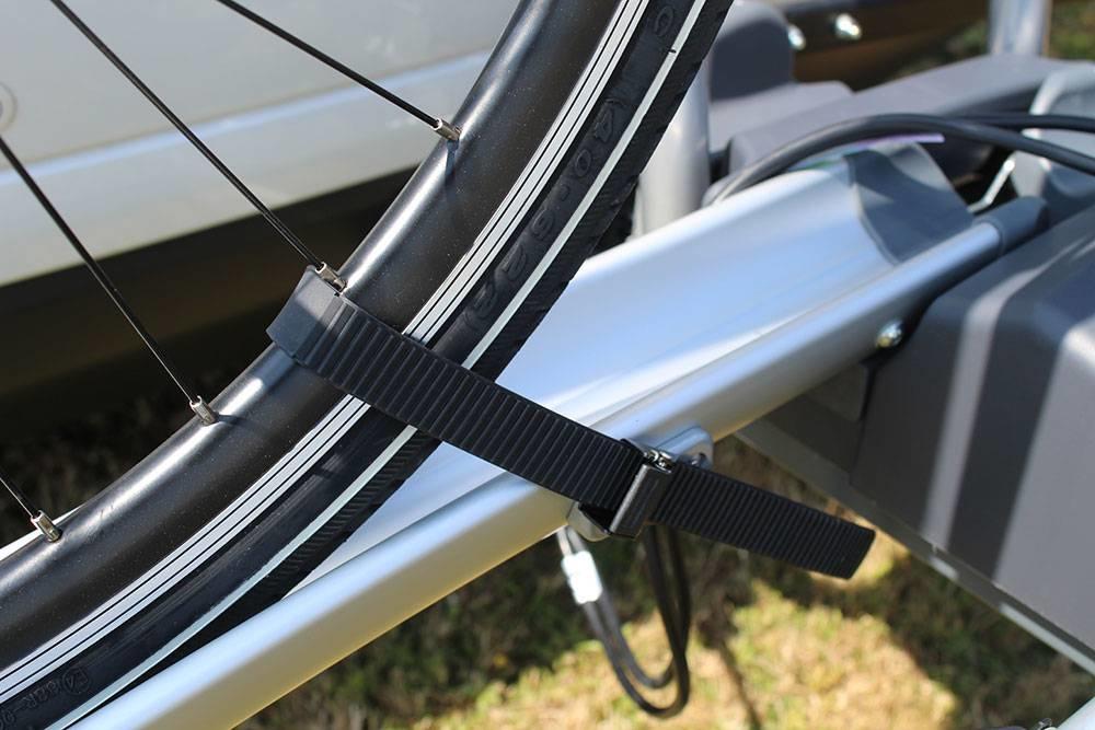 Fietsdrager 3 fietsen