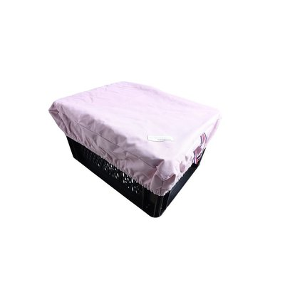 Hooodie Box M Pink voor Kerri Fietskrat