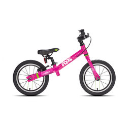 Frog Bikes Loopfiets Tadpole Plus Roze