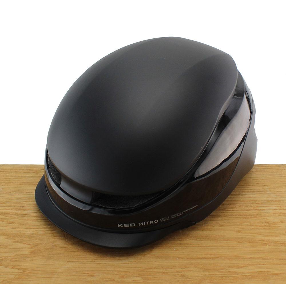 Fietshelm Mitro UE-1 Black - M
